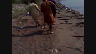ماهیگیری کپور با لنسر