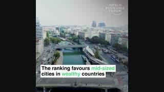 شهر قابل زندگی (Livable city)، وین اتریش