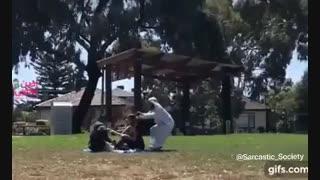 دوربین مخفی انتحاری: واکنش مرده خیلی جالبه؟!!