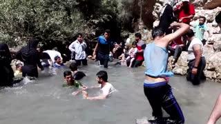 گروه 451 آبگرم کلات مشهد ویدیو 1