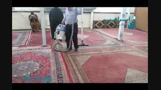 جاروبرقی تجاری - جاروبرقی نیمه صنعتی - جاروبرقی مسجد