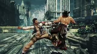 تریلری از شخصیت Lei Wulong در بازی Tekken 7