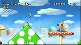 تریلر چند نفره New Super Mario Bros.Wii