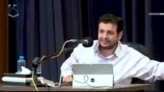 سخنرانی استاد رائفی پور « نفوذ »