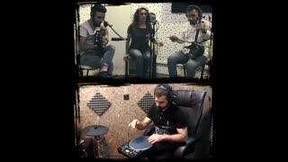 هم نوازی پرکاشن توسط حسن مهدوی و خواننده معروف ترکیه