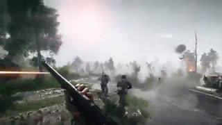 تریلر جدید بازی Battlefield 5 با نام Devastation of Rotterdam