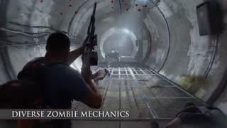 تریلری جدید از بازی World War Z