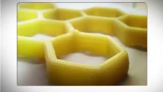 پرینتر سه بعدی مواد غذایی چیست؟