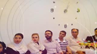 جشن افتتاح فروشگاه اینترنتی مهرآذین