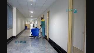 اسکرابر - بالا بردن سطح بهداشت در بیمارستان ها با کفشوی