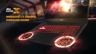 ویدئوی معرفی لپ تاپ ASUS TUF Gaming FX705