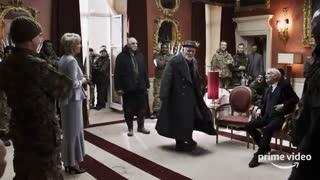 تریلر سریال King Lear با بازی آنتونی هاپکینز