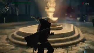 15 دقیقه گیم پلی بازی Devil May Cry 5