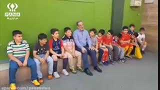 فوری : دانش آموزان و مردم نا امید به آینده و افسرده در ایران !!