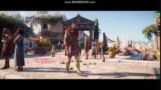 تریلر (تبلیغ) بازی Assassin's Creed Odyssey 2018