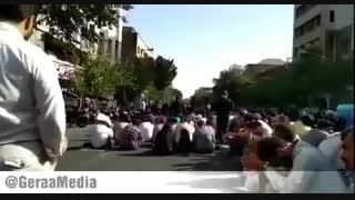 تهدید کردن حسن روحانی به قتل این بار در مراسم روز عرفه