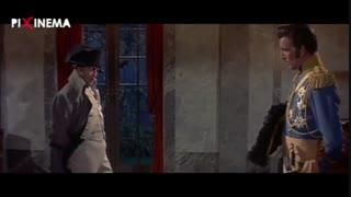 سکانس دزیره : تبعید ناپلئون و سوال از برنادوت برای حس او بعد از شکست ارتش فرانسه