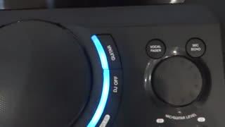 معرفی ویدیویی سیستم صوتی 2400 وات سونی مدل شیک SHAKE-X70D