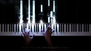 قطعه moonlight از بتهوون