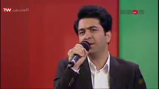 """اجرای آهنگ """"کوبار"""" محمد معتمدی در خندوانه"""