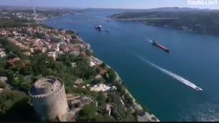 معرفی 10 جاذبه برتر گردشگری استانبول
