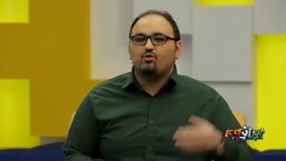عذرخواهی مجید افشاری از ایرج ملکی