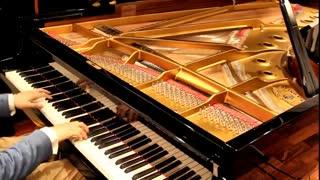 تیتراژ انیمه Angel Beats با پیانو