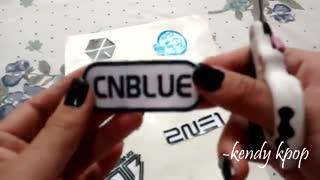 آموزش ساخت وسایل کیپاپیSS501-EXO-CNBLUE-2NE1-BTS و ....