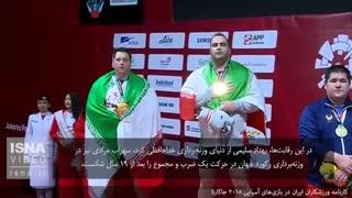 کارنامه ایران در بازیهای آسیایی ۲۰۱۸