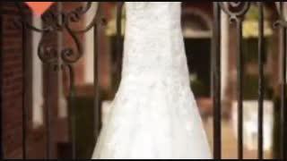 یک ایده عالی برای لباس عروس / سایت جورپین