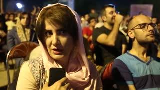 مردم از کنسرت محمد معتمدی در پارک آب و آتش چه گفتند؟