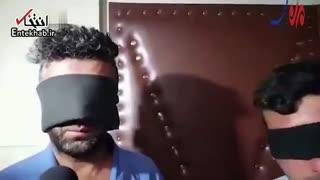 اعترافات ضاربان پلیس راه دشت ارژن شیراز