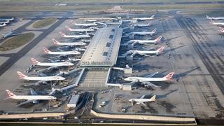 ۱۰ تا از شلوغ ترین فرودگاه های دنیا