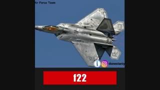 دانسنیها درمورد جنگنده اف 22