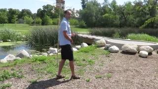 آموزش مدیتیشن، قسمت هفتم: مدیتیشن راه رفتن