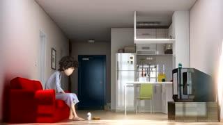 انیمیشن کوتاه ~Alarm ⏲