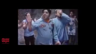 رقص رضا شفیعی جم و جواد رضویان در «چارچنگولی»