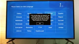 تلویزیون 4K شارپ مدل 65CUG8052E