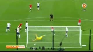 خلاصه لیگ ملتهای اروپا: انگلیس ۱-۲ اسپانیا
