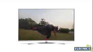 تلویزیون K Super UHD4 ال جی مدل 49UH850V