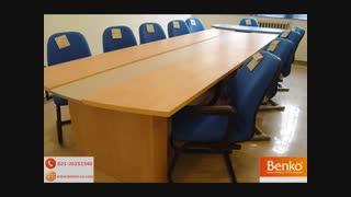 انتخاب مبلمان اداری برای شرکت ها-مبلمان اداری بنکو-26100782
