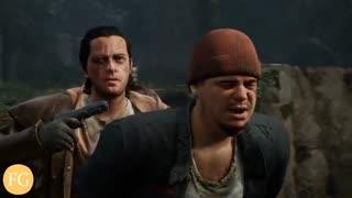 گیم پلی جدید بازی Days Gone (با محوریت نبردها و زامبیهای بازی)
