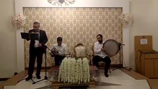 09121897742 اجرای مراسم ولیمه شاد، مجلس ترحیم (خواننده، دف و نی، بدون مداحی)، موسیقی زنده سازمانی و خصوصی
