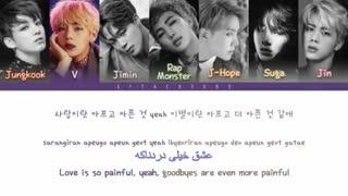 Love Is Not Over_ BTS با زیر نویس فارسی