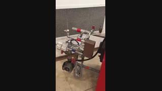 پکیج زمینی شوفاژ کار مدل آذرخش