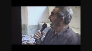 مرحوم محمدتقی میثمی گلپایگانی ( قسمتی از یک عزاداری)