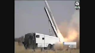 حمله موشکی سپاه به مقر حدکا