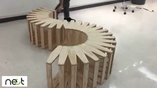 طراحی جالب و خلاقانه صندلی | nect.ir