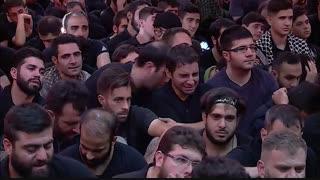 مداحی محمود کریمی در شب سوم محرم؛ شیعتی مهما شربتم ماء عذب فاذکرونی