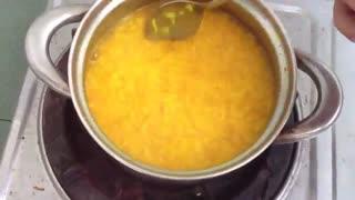 طرز تهیه شله زرد و آموزش پخت شله زرد